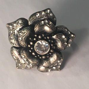 Costume Flower Ring